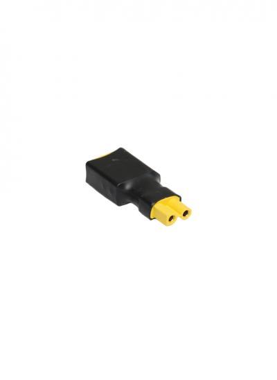 XT30 (Female) to XT60 (Male) Adapter Plug / 10CM Lead