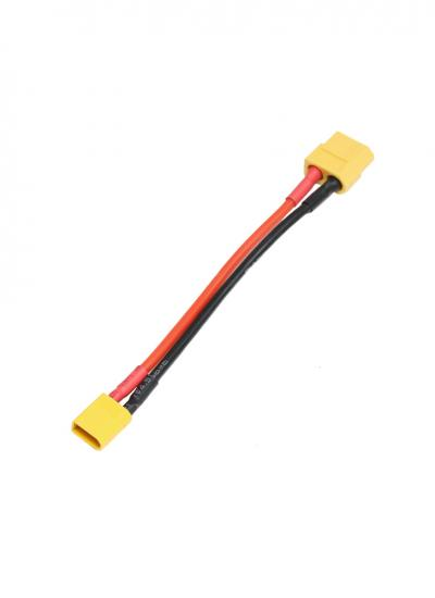 XT30 (Male) to XT60 (Female) 10CM Adapter Lead