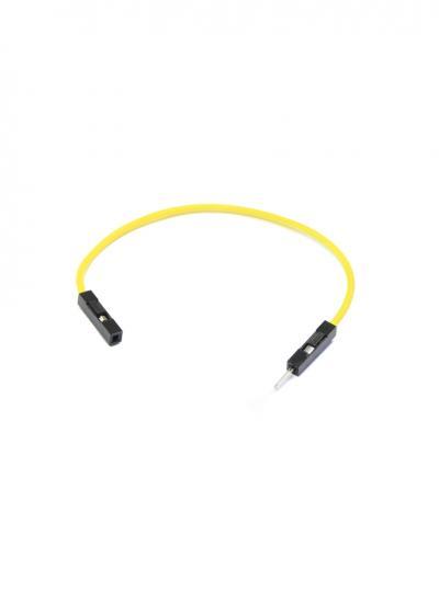 JWT Jumper Wire F/M - 10cm (Yellow)