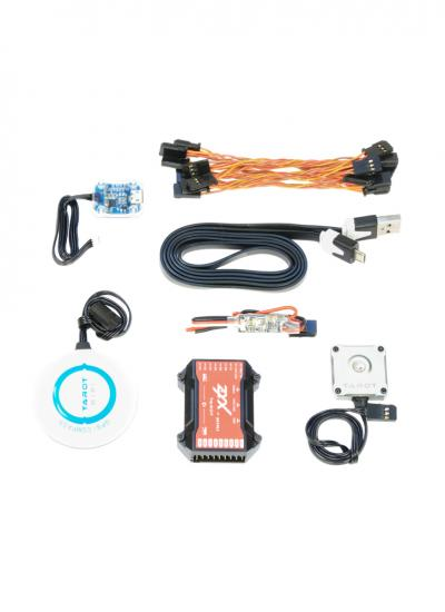 Tarot ZYX-M Mini Multirotor GPS Flight Controller - ZYX26