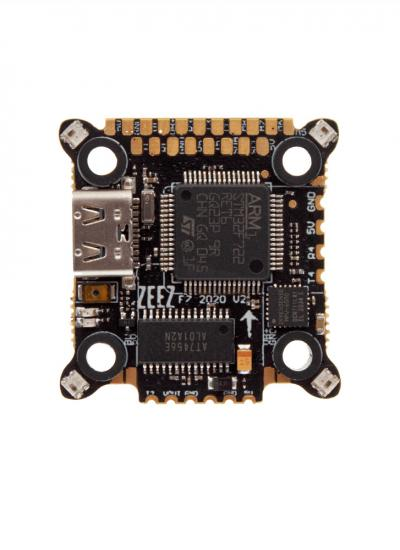 Zeez F7 2020 Flight Controller V2 Compatible with DJI HD FPV