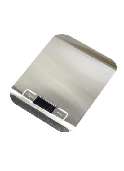 Multifunction Stainless Steel Digital Scales 5KG/11Ib Capacity