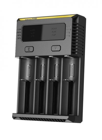 Nitecore i4 Multi Chemistry Intelligent Battery Charger