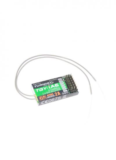 Turnigy iA6 6CH 2.4Ghz AFHDS 2A Telemetry Receiver (Rx