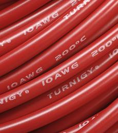 Cable 10 AWG Red