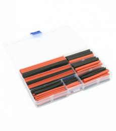 150pcs 2:1 Polyolefin Heat Shrink Tube Kit 2mm-13mm