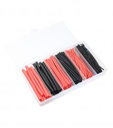 Red and Black Heat Shrink Kit