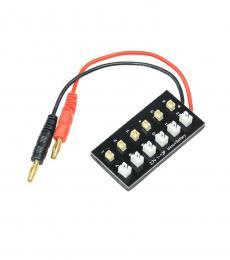 Lipo Battery 1S Balance Parallel Charging Board Ultra Micro JST-PH -mCPX E-flite