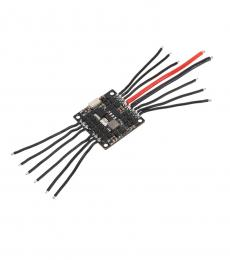 20A Little Bee FVT Spring 4-in-1 BLHeli ESC with 1A 5V & 2A 12V BECs - 36mm x 36mm