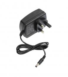 12V 2000mA Mains AC/DC Power Supply Plug 5.5mm