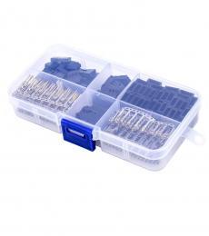 Servo Plug Male / Female Connector Set for JR, Futaba, Hitec, Spektrum - 30 Sets