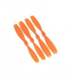 Micro Drone 3020 3x2 Direct Mount Plastic Propeller Set - Orange