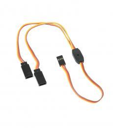 Servo Plugs (JR) Male x1 / Female x2