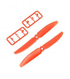 Spare Plastic 5030 (CW/CCW) Propellers For DYS BG-250 - Red