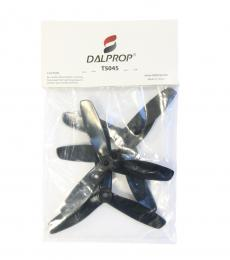 DAL Tri-Blade Propellers T5045 - Black