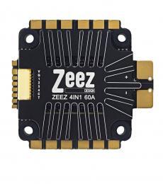 Zeez Design 60A 3-6S BLHeli_32 4-in-1 ESC