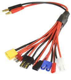 8 in 1 Multi-connection Battery Charging Harness