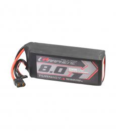 Turnigy Graphene Professional 8000mAh 6S 15C LiPo Battery with XT90
