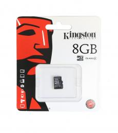 Kingston 8GB Class 4 Micro-SD Flash Card