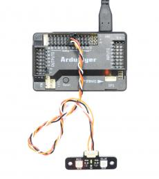 APM Red / Blue LED Signal Module