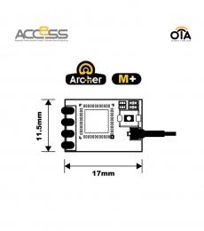 FrSky Archer M+ 2.4GHz Micro SBUS Receiver with ACCESS Protocol