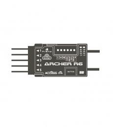 FrSky Archer R6 6 Channel PWM Receiver with SBUS/FPort - ACCESS Protocol