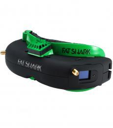 Fat Shark Attitude V5 OLED FPV Goggles w/ Diversity Receiver