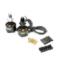 DYS BX1306 3100KV Brushless Motor CW/CCW Set