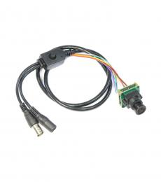 FPV Camera OSD Programming and Video Out Cable (6-Pin)