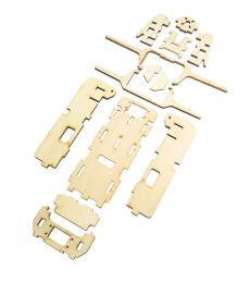 TBS Caipirinha II (V2) Spare Part - Wooden Parts (Body)