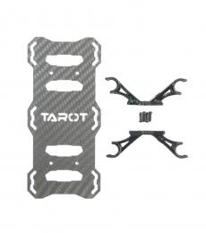 Tarot 680 Pro Carbon Fibre Battery Mount 10mm