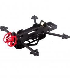 Happymodel Spare Part Crux3NLR 3Inch Nano Long Range Frame Kit