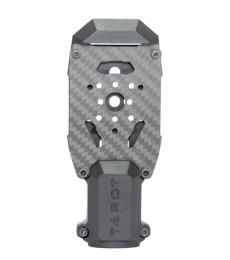 Tarot 25mm Plastic Motor Mount Black TL96027-01