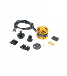DYS BE1806-13 2300KV 2-3S Racing Drone Brushless Motor - Gold