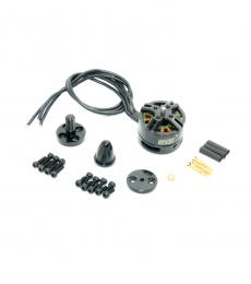 DYS BE1806-13 2300KV 2-3S Racing Drone Brushless Motor - Black