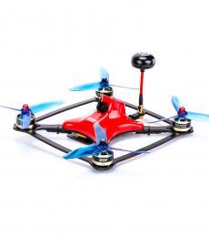 DYS XDR220 FPV Racing Quadcopter SPRacing F3 & OSD - ARF