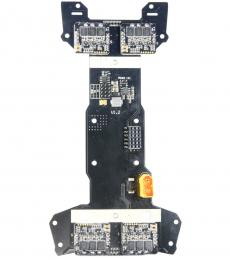 PCB With Integrated BECs, ESCs & LEDs For DYS BG-250