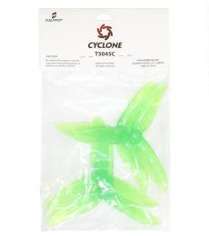 DAL Tri-Blade Cyclone Prop Pack Crystal Colours