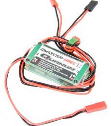 5A 7 - 25V Dual Output 7/12V UBEC With Noise Reduction