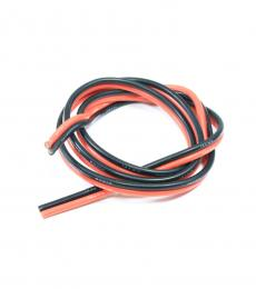 Silicone Wire Red/Black (1mtr)