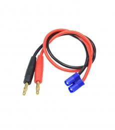 Charge Lead Adapter EC3 to Banana Plug