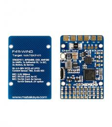 NEW Matek F411-WING Fixed Wing iNAV Flight Controller / PDB