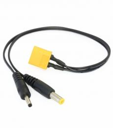 XT60 to DC Plugs Power Cable