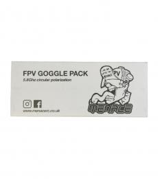 Menace FPV Goggle Antenna Pack (RHCP)