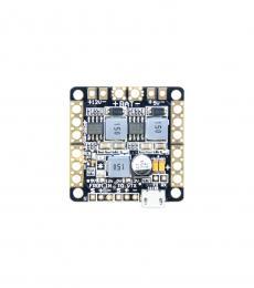 FPV Mini Power Distribution Board with LC Filter 5/12v BECs, Minim OSD and FTDI