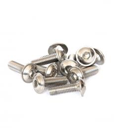 Flanged Button Socket Cap M3 X 10MM