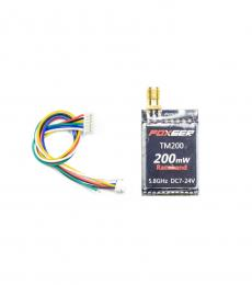 200mW Foxeer 5.8Ghz 40CH Race Band TM200