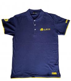 FrSky Navy Polo T-shirt