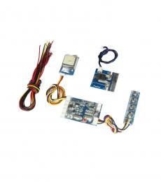 Suppo Freebird OSD 3.71 with GPS and 100A Current Sensor
