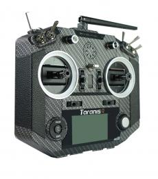 FrSky Taranis Q X7S 2.4GHz 32CH ACCST Radio Transmitter with Case - Carbon Fiber